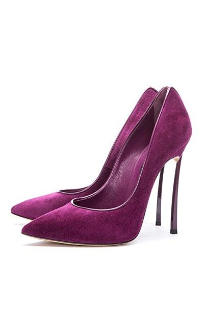 onlymaker Pointed Toe Stiletto Pumps