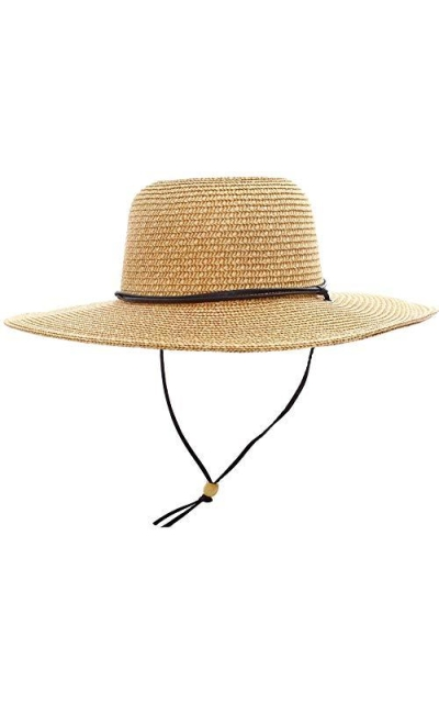 Sun Hat with Lanyard