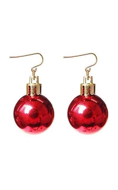 Gifts Ornament Dangle Earrings