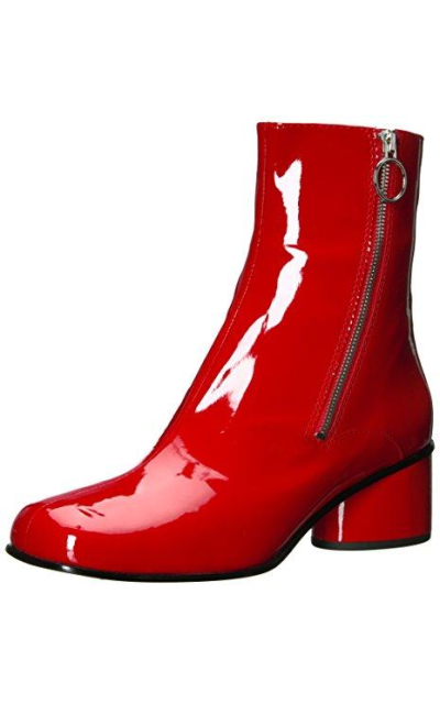 Marc Jacobs Crawford Double Zip Ankle Fashion Boot