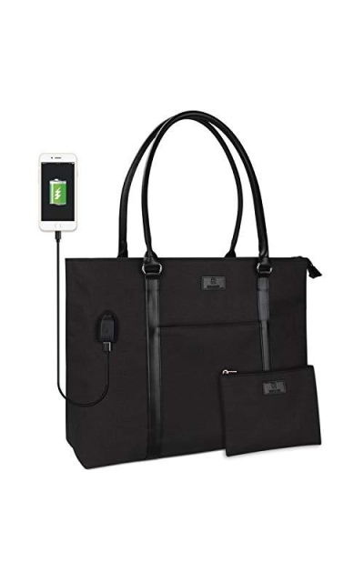 Laptop Tote Bag Fits 15.6 inch Laptop