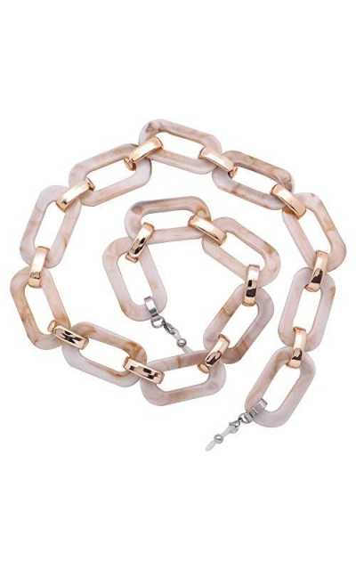 KAI Top Acrylic Sunglass Chain