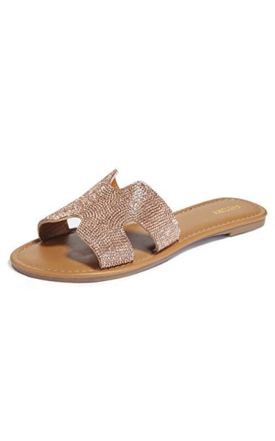 FITORY Flat Sandals