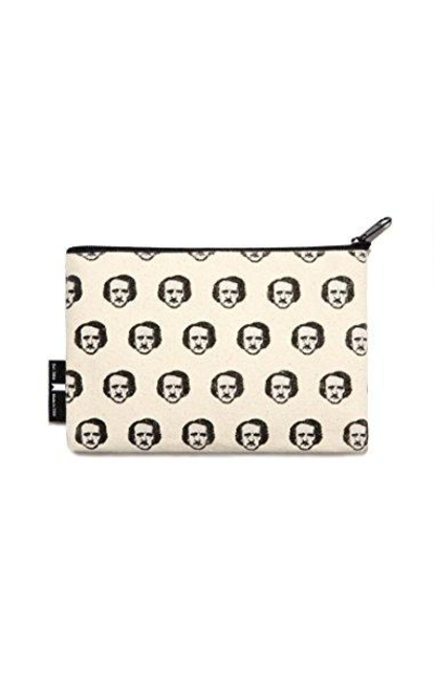 Out of Print Literary and Book-Themed Zipper Pouch