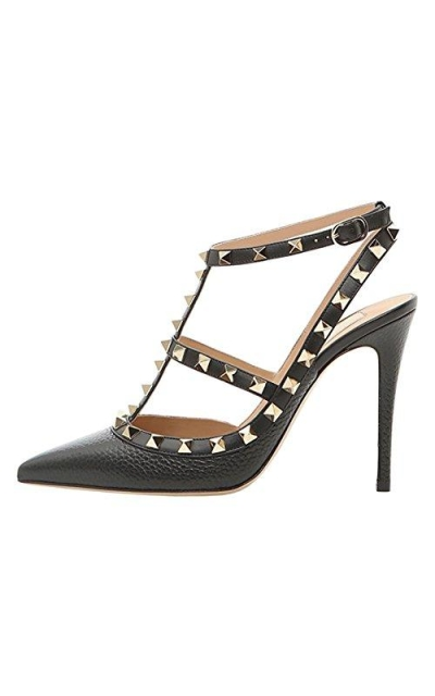 June in Love Studded Pumps