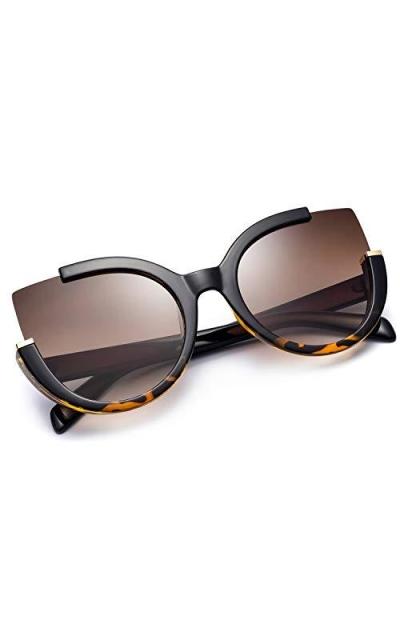 Mosanana Oversized Cateye Sunglasses
