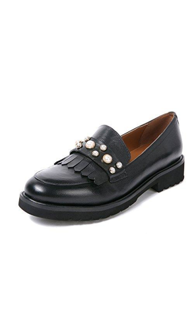 Darco & Gianni Fringed Slip On Loafer
