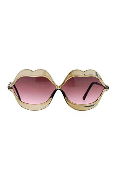 SA106 Love Lip Shape Kiss Sunglasses