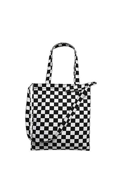 Checkerboard Plaid Handbag