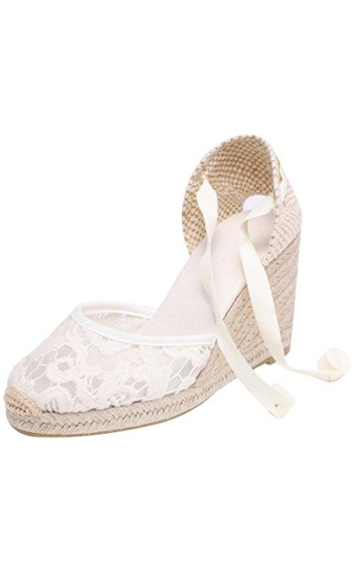 "U-lite 3"" Wedges Sandals Espadrilles"