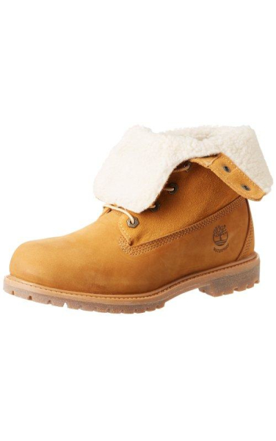 Timberland Teddy Fleece Fold-Down Boot