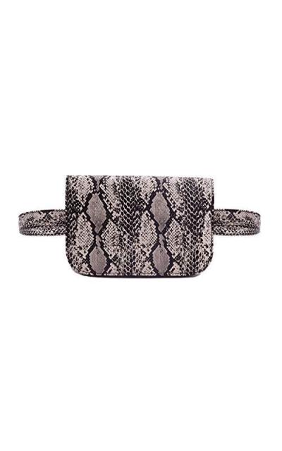 Snake Fanny Pack Belt Bag