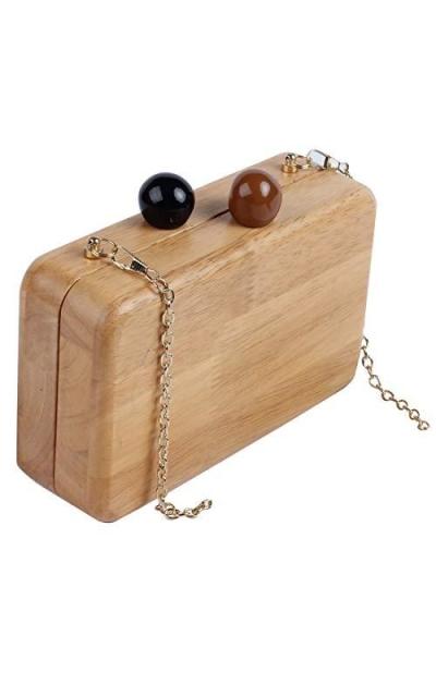 LETODE Wood Clutch