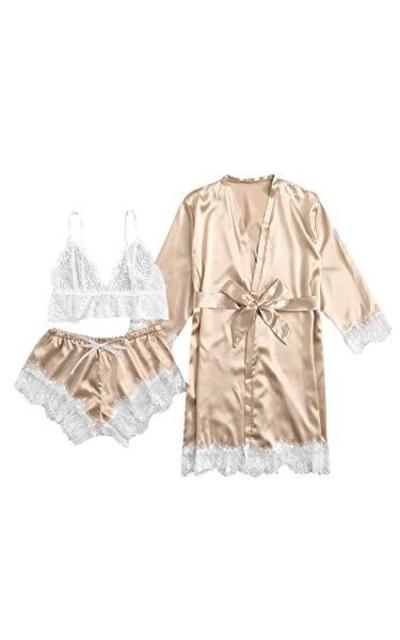 SOLY HUX Sleepwear 3pcs