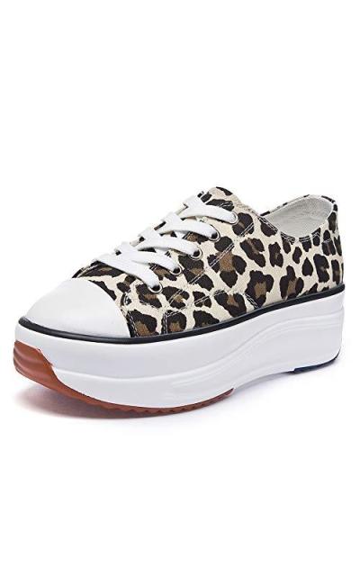 Soklay Canvas Low Top Sneaker