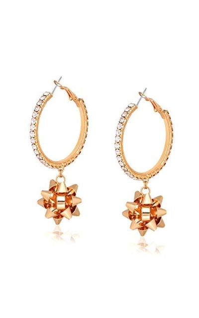 LPON Christmas Earrings