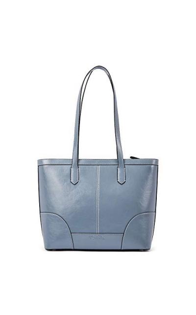 BOSTANTEN Leather Handbag Designer Tote