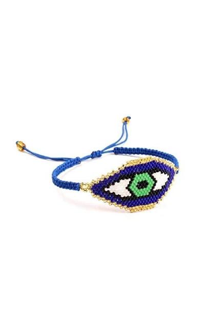 Big Evil Eyes Bracelet