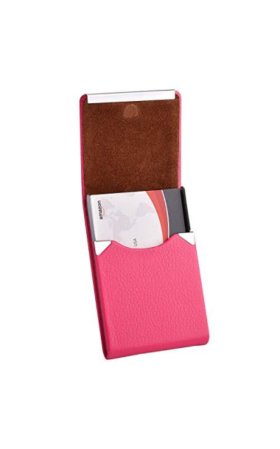 MaxGear Leather Business Card Holder