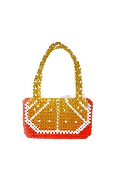 Acrylic Beaded Bag