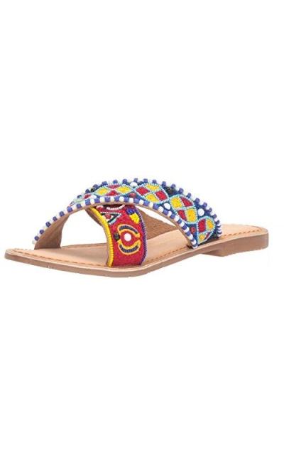 Chinese Laundry Purfect Beaded Slide Sandal