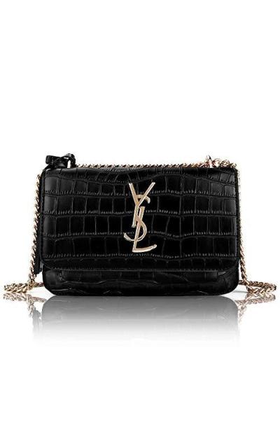AUSTRY Designer Leather Shoulder Bag