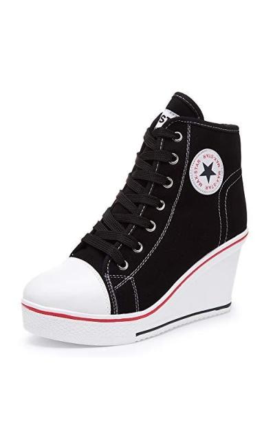 Hurriman Wedge Sneakers