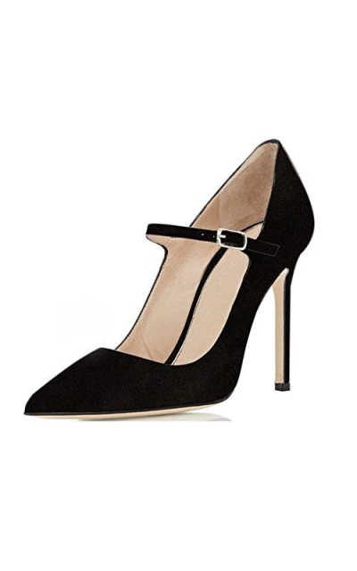 Sammitop Mary Jane Pumps