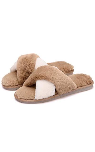 Raymis Women/'s Peruvian 100/% Baby Alpaca Slipper