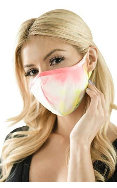 Reusable Fabric Face Mask Covering