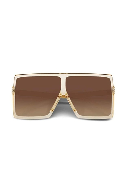 CHAUOO Ultralight Square Sunglasses
