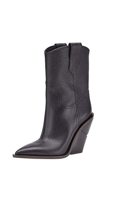 Themost Cowboy Western Wedge  Boots
