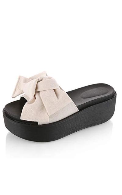 ChyJoey Platform Slide Sandals