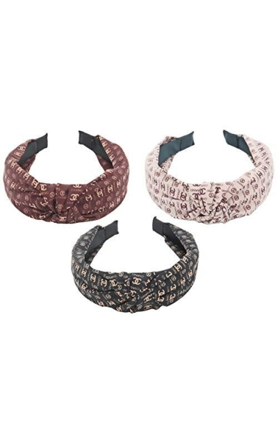 Designer Headbands with CC Logo