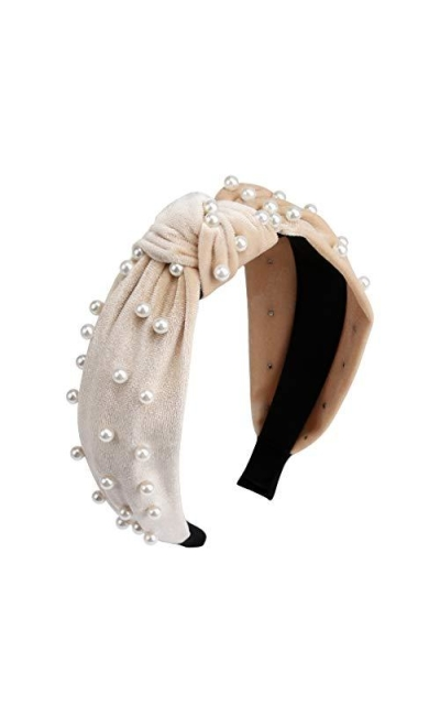 AOPRIE Pearl Headband