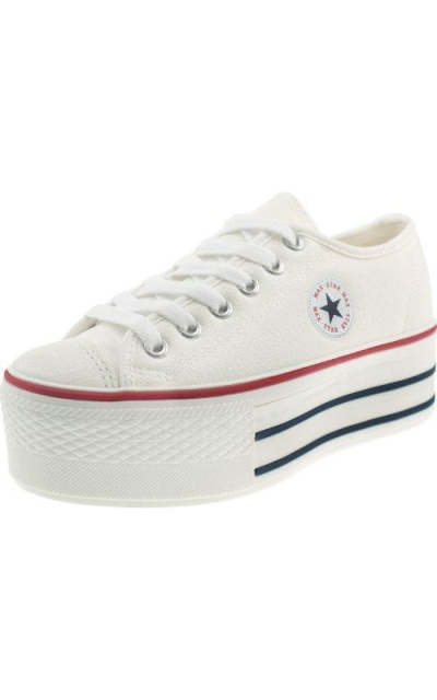 Maxstar Platform Chuck Sneakers
