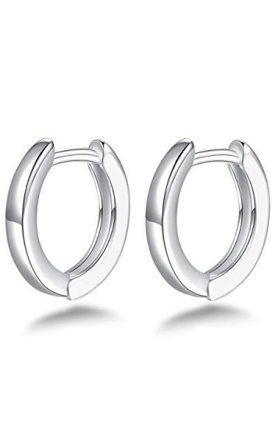 ME LUXE Small Hoop Earrings