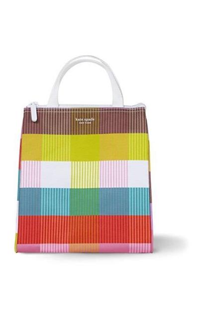 Kate Spade New York Portable Soft Cooler Lunch Bag