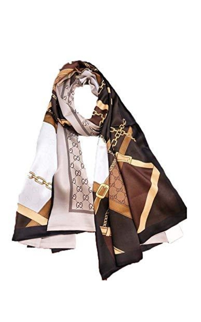 Changx Silk Scarf