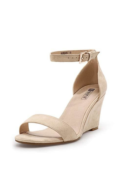 IDIFU Classic Wedge Heels Sandals