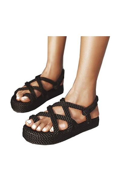 Vimisaoi Platform Sandals