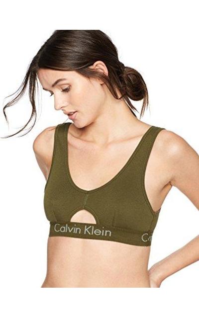 Calvin Klein Body Unlined Keyhole Bralette