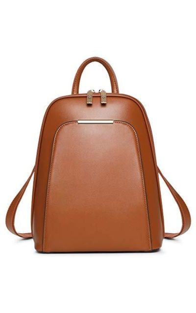 Tom Clovers Leather Backpack