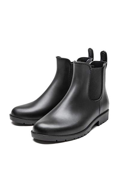 DKSUKO Rain Boots