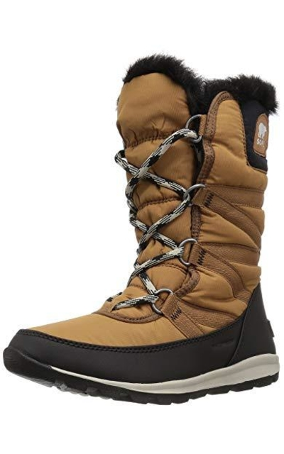 SOREL Whitney Tall Lace Snow Boot