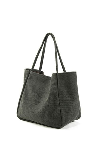 WUDON Canvas Tote Bag