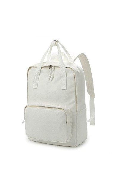 Zicac Unisex DIY Canvas Backpack