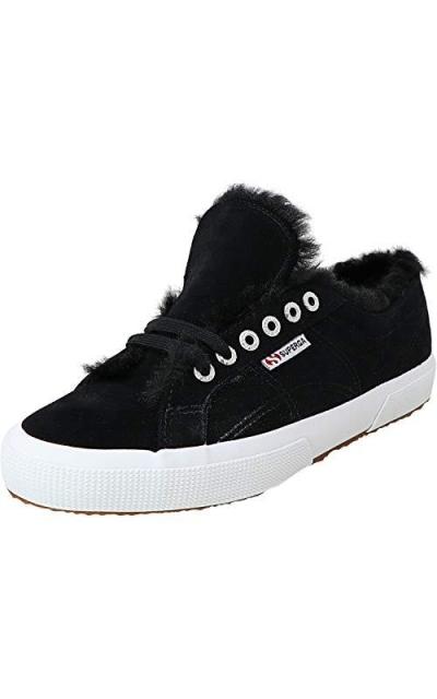 Superga Fur W Sneaker