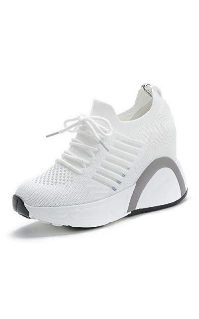 TQGOLD Platform Sneakers