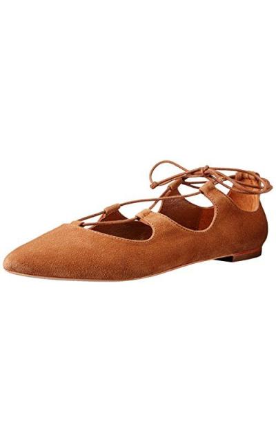 LOEFFLER RANDALL Ambra Kid Nappa Ballet Flat